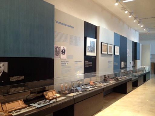 Vista parcial de la Exposición